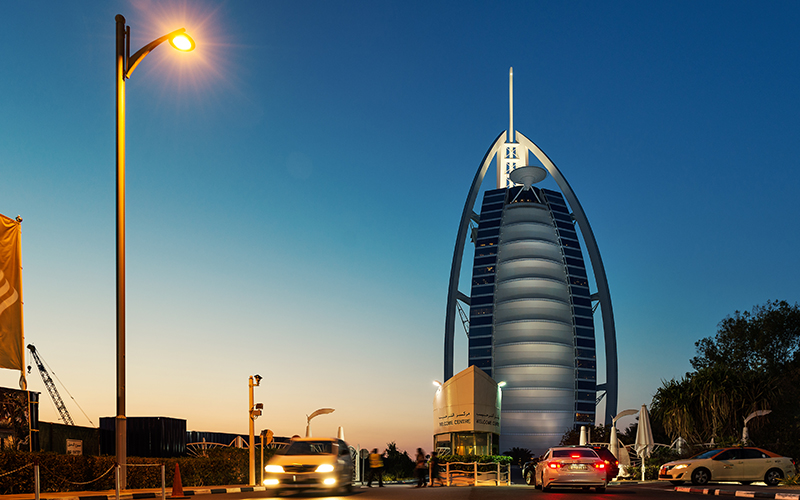 Book Taxi in Dubai