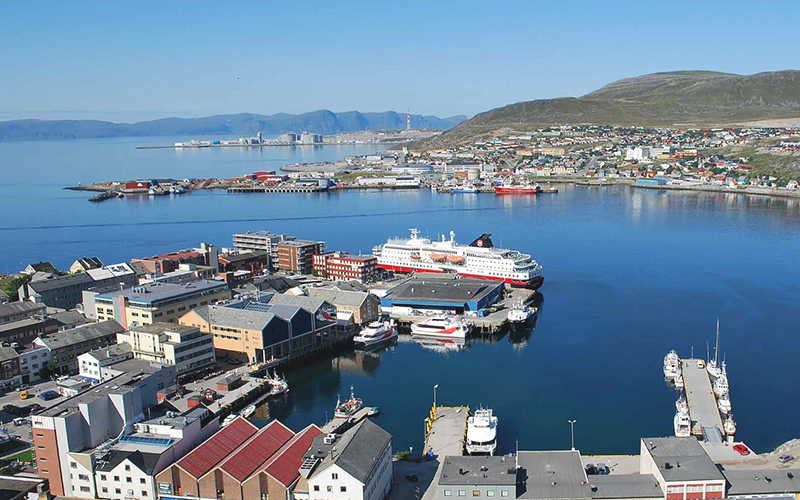 Book Taxi in hammerfest