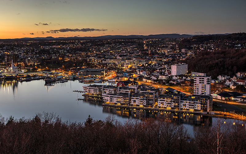 Book Taxi in Sandefjord